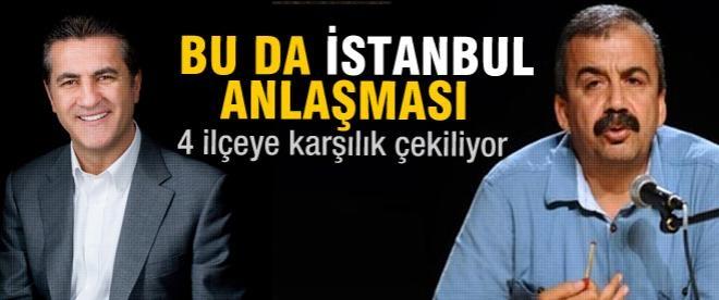 HDP ile CHP İstanbul'da anlaştı