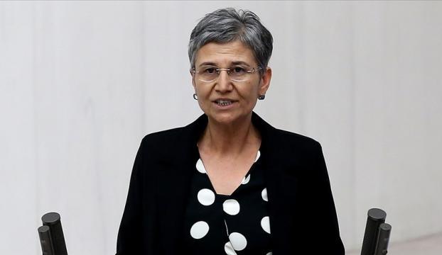 Milletvekilliği düşürülen HDPli Leyla Güvene yargılandığı terör davasında 22 yıl 3 ay hapis cezası