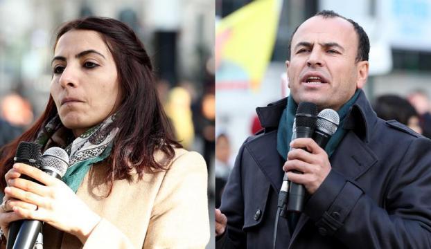 HDPli Öztürk ve Sarıyıldızın milletvekilliği düşürüldü