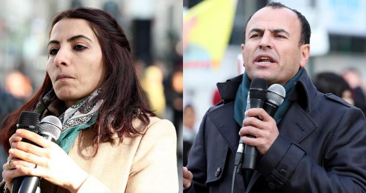 HDP'li Öztürk ve Sarıyıldız'ın milletvekilliği düşürüldü