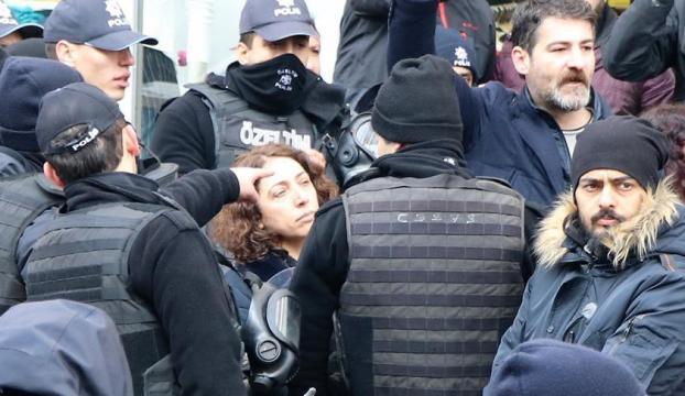 HDPli Saliha Aydeniz hakkında soruşturma başlatıldı