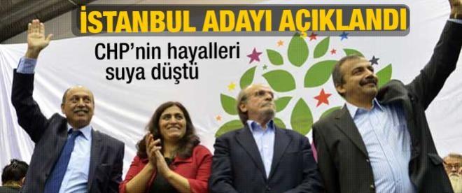HDP'nin İstanbul Adayı belli oldu