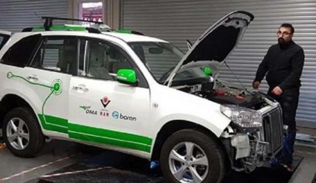 Hem bor hem de elektrikle çalışan otomobil geliyor!