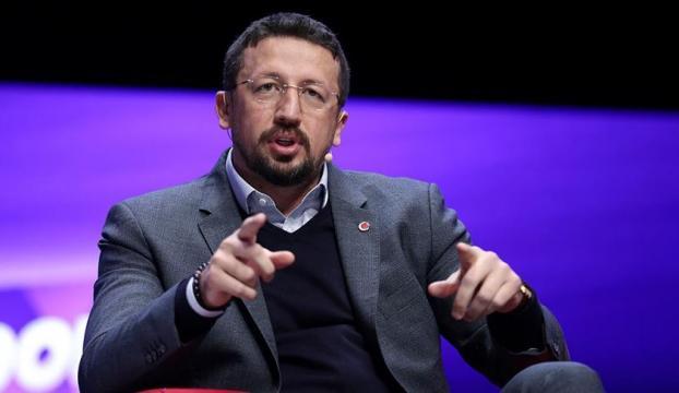 Hidayet Türkoğlundan iftar açıklaması