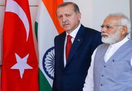 Erdoğan : Hindistan'ın FETÖ'yü ülkeden tamamen çıkaracağına inanıyorum
