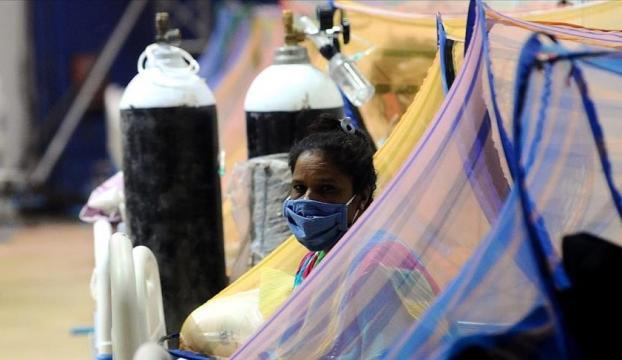 Hindistan'da vaka sayısı 14 günün en düşük seviyesine geriledi