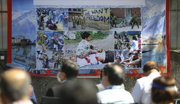 """Hindistan iktidar partisinden Cammu Keşmirde """"insan hakları ihlali"""" itirafı"""