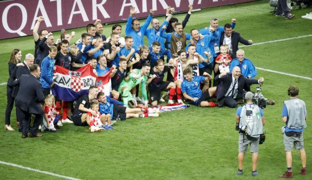 Hırvatistandan tarihi başarı