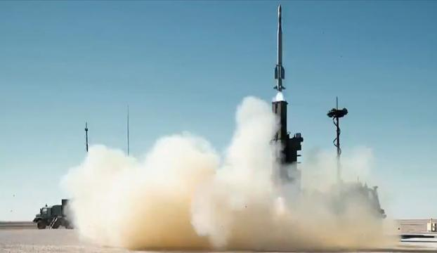 HİSAR-O+ füzesi, son atışta en uzak menzil ve en yüksek irtifadan hedefini vurmayı başardı