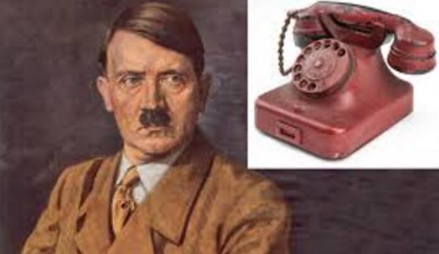 Hitlerin telefonu 243 bin dolara satıldı