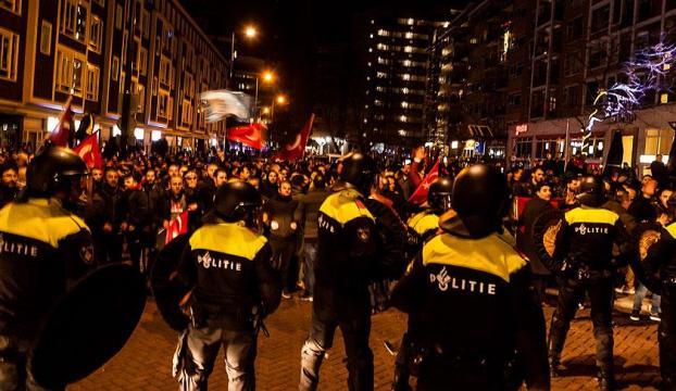 Hollanda skandalında ateş izni verilmiş!