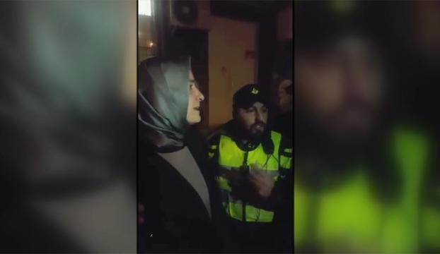 Hollanda polisinden Bakan Kayaya çirkin tavır