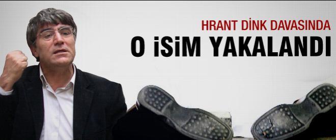 Hrant Dink davasında iki yakalama kararı