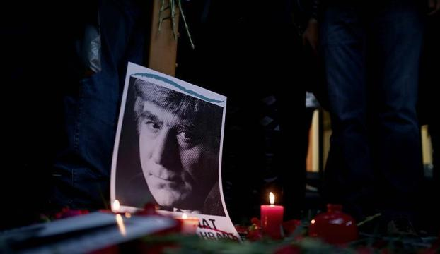 Hrant Dink öldürülmesinin 10. yılında anılıyor