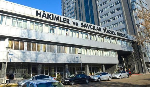 HSYK 96 hakim ve savcıyı daha görevden uzaklaştırdı