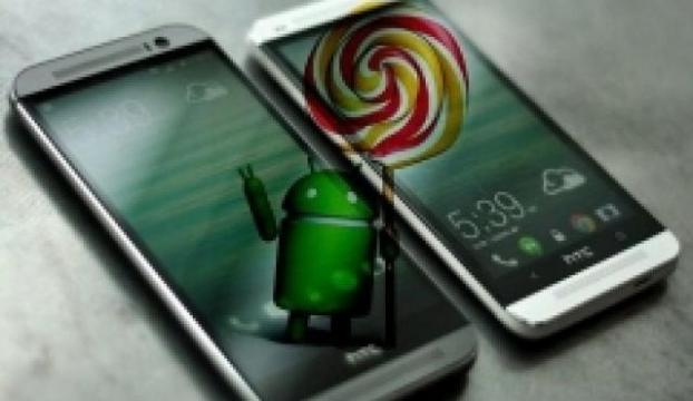 HTC, Lollipop için yolunu çizdi
