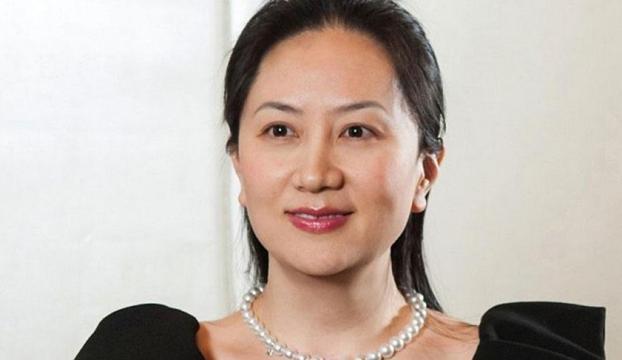 Huawei CFOsu kefaletle serbest bırakıldı