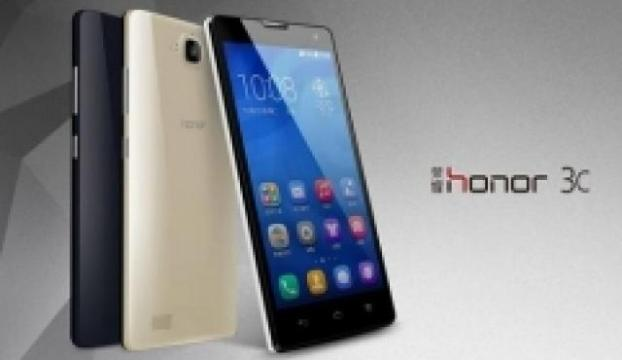 Huawei Honor 3C: 5-inç HD ekran