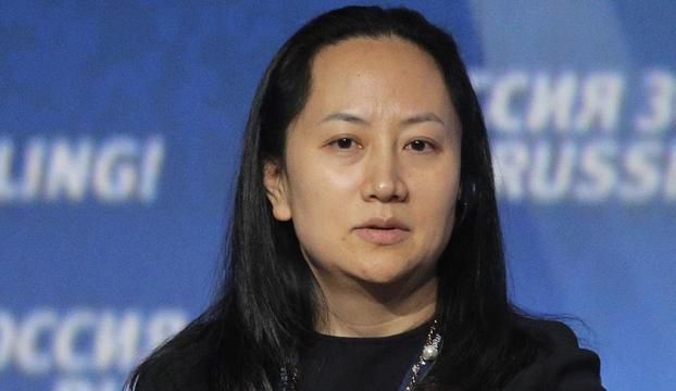 Çinli Huaweinin yöneticisi tutuklandı