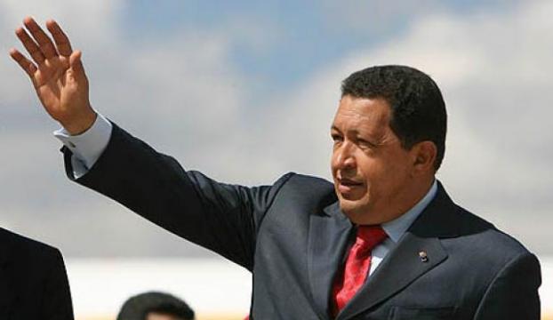 Hugo Chavezin dizisi çekildi