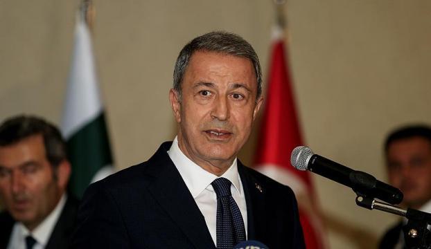 """Milli Savunma Bakanı Akardan """"F-35"""" açıklaması"""