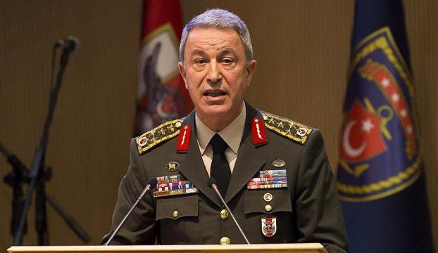 Rusya Genelkurmay başkanı Akarı aradı