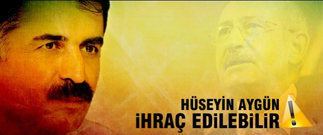 Hüseyin Aygün, CHP'den ihraç edilebilir!