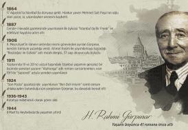 'Sokağı edebiyata taşıyan yazar, Hüseyin Rahmi Gürpınar'