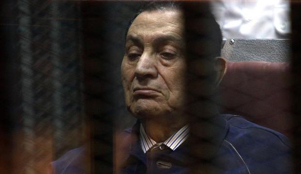 Mısırın devrik Cumhurbaşkanı Mübarek serbest bırakıldı