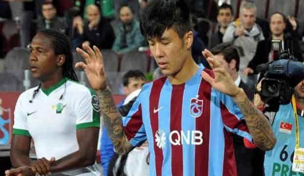 Trabzonspordan ayrıldı, Macaristana gitti