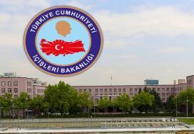 """İçişleri Bakanlığından """"yetki"""" açıklaması"""