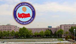 İçişleri Bakanlığında eski çalışan 15 kişi FETÖ'den gözaltına alındı