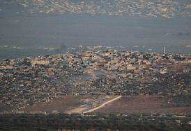 Yoğun saldırılar nedeniyle İdlib'de eğitime ara verildi