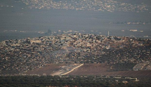 Esed rejimi İdlibi vuruyor