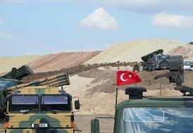 TSK unsurları İdlib'de