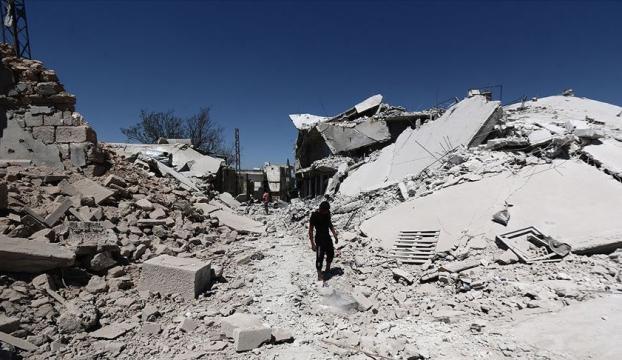 Esed rejimi ve Rusyanın saldırılarında 4 sivil öldü