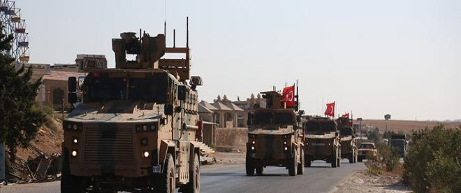 Suriyenin kuzeyinde PKK/YPGli 11 terörist etkisiz hale getirildi