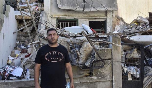Lübnana sığınan Suriyeli mültecinin kaderi, burada da peşini bırakmadı