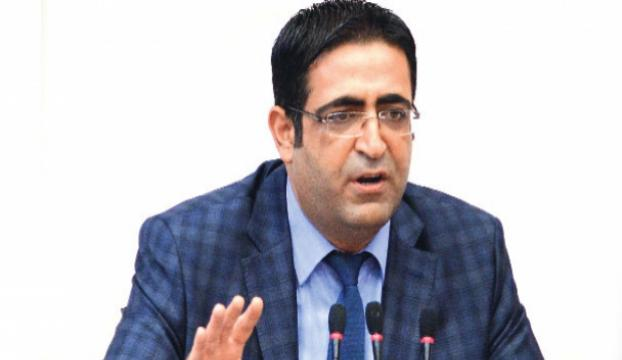 HDPli İdris Baluken tutuklandı