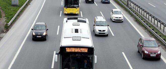 İstanbulda otobüs taşımacılığında yeni dönem