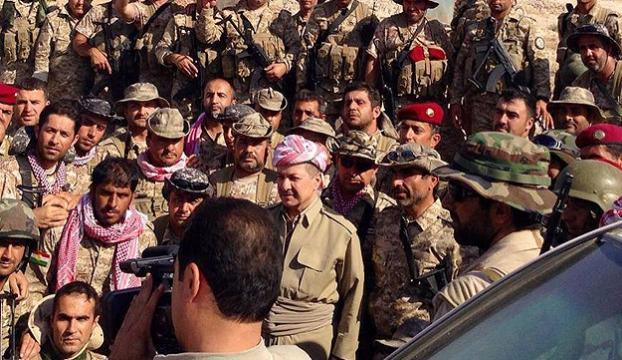 Barzani Sincar Dağını ziyaret etti