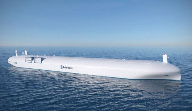 """Rusyanın fırlattığı """"insansız kargo gemisi"""" yere çakıldı"""