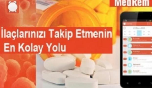 İlaçlarınızı en iyi takip eden uygulama MedRem