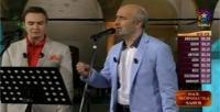 Mustafa Ceceli ilahi okudu
