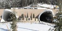 Ilgan Tüneli açılıyor...