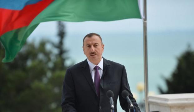 Aliyevden Erdoğana İdlibdeki şehitler için başsağlığı mesajı