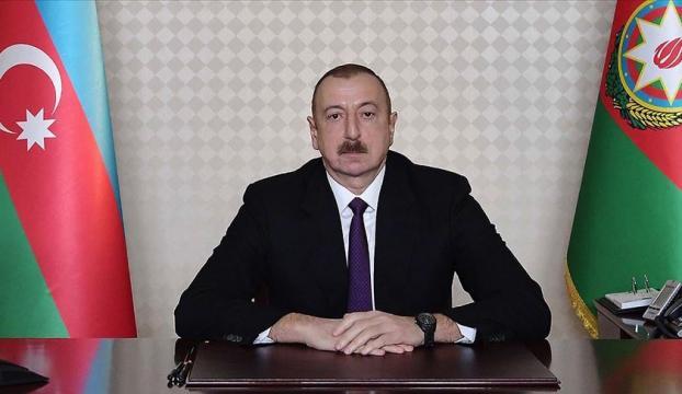 "Azerbaycan Cumhurbaşkanı Aliyev: ""Ermenistanın tüm çabaları iflas etti"""