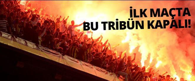 Fenerbahçe'ye tribün müjdesi!