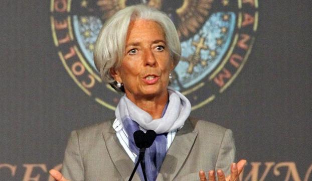 """IMF Başkanından """"petrol"""" değerlendirmesi"""