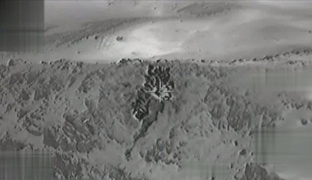 Kuzey Iraktaki PKK kampları yerle bir edildi